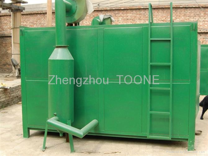 TOP Quality Wood Carbonizing Furnace for Charcoal Making  2