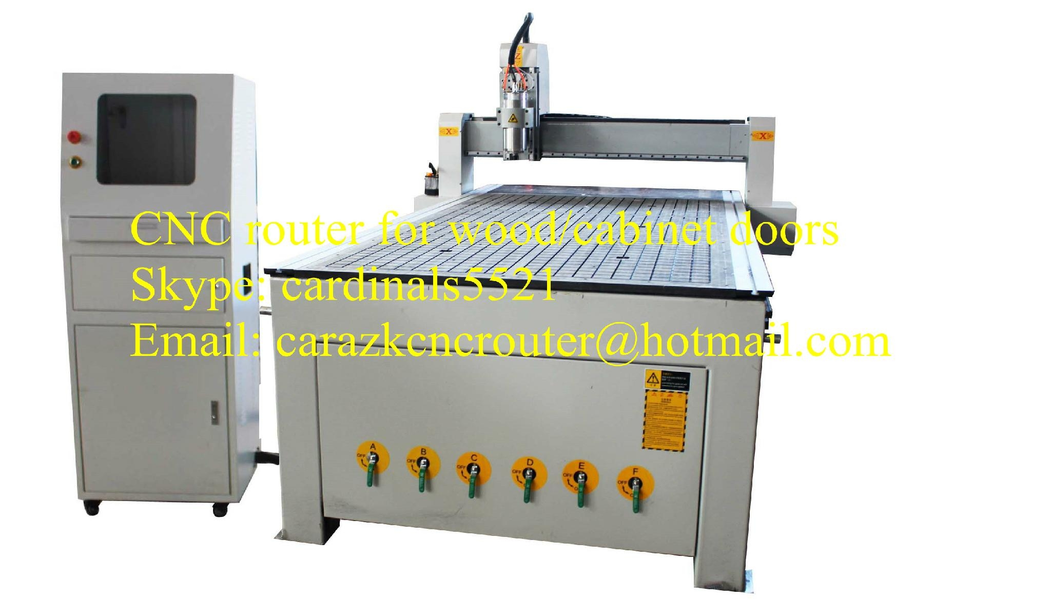 wood doors cnc router/wood engraving and carving machine 3