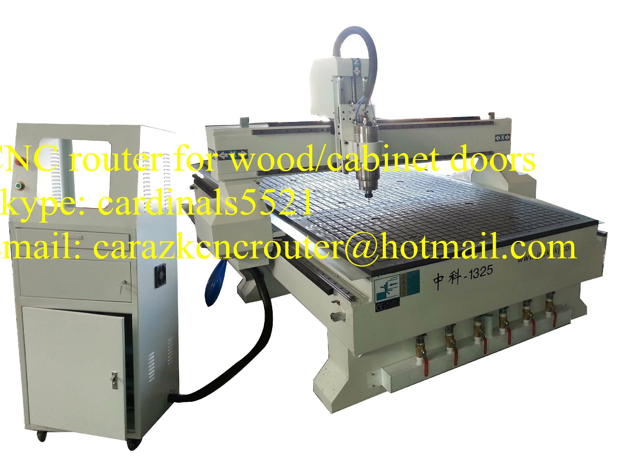 wood doors cnc router/wood engraving and carving machine 5