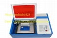 ZK40 model mini laser engraving machine con 40W laser tube