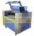 laser engraving machine ZK 1290 with RECI brand