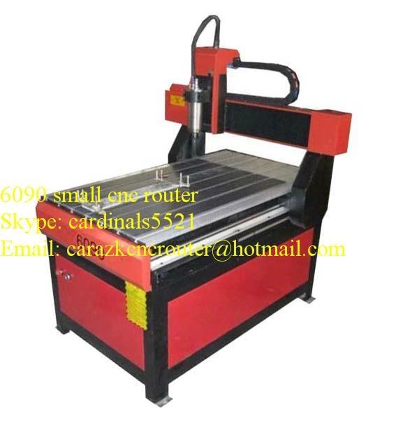 zhongke 6060 mini advertising engraving machine 1
