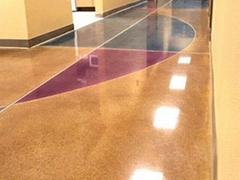 混凝土地坪染色劑固化劑