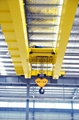 Europe type hook bridge crane