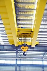 Europe type hook bridge crane