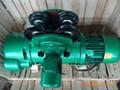 河南大方豫工牌CD1型钢丝绳单速运行电动葫芦0.5-20t