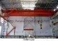 QY type insulation hook bridge crane