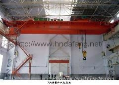 QY type insulation hook bridge crane (Hot Product - 1*)