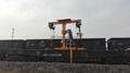 The train maintenance crane Railway