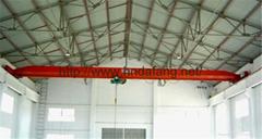 LDA Type Electric Singer Girder Overhead Crane (Hot Product - 1*)
