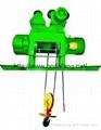 河南大方豫工牌YH型冶金电动葫芦1-20t 1