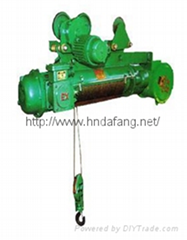 Electric Explosion-Proof Wire Rope Hoist (BCD)1-20t