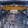 QD type 5-180/150t hook bridge crane