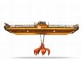 QZ型5-20t抓斗桥式起重机 4