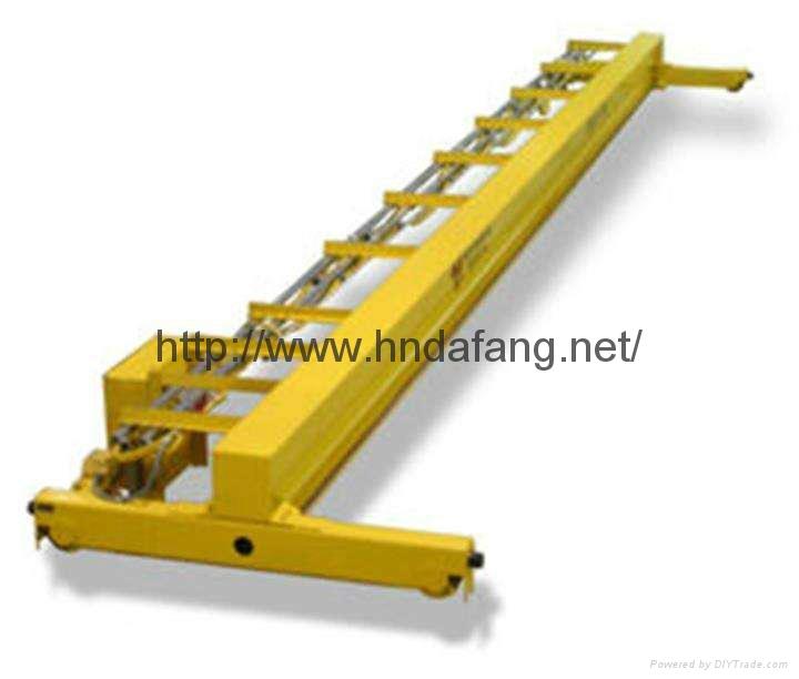 5-125t欧式吊钩桥式起重机 3