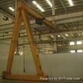 BMH半门式起重机
