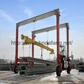 Crane gantry crane