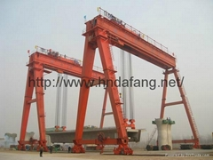 450 + 450 t girder machine