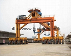 900 t beam machine