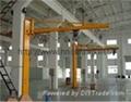 BXD型壁式旋臂起重机
