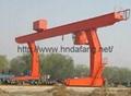 L-type 5-50/10t single main beam hanger