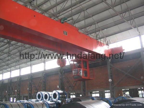 LH型电动葫芦双梁起重机5-32吨 3