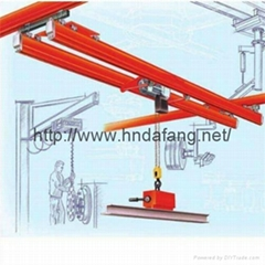 KBK flexible double beam suspension crane