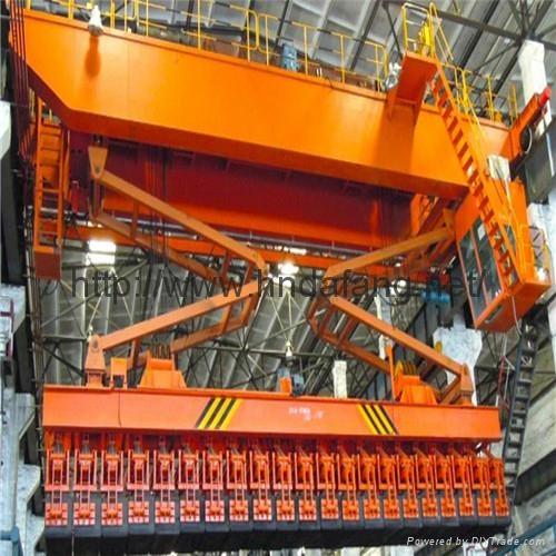 阳极碳块堆垛机 2