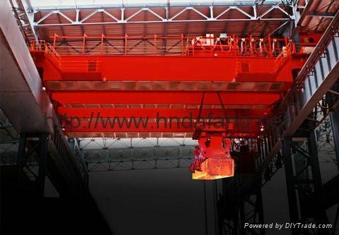 淬火冶金桥式起重机
