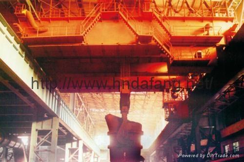 双梁冶金桥式起重机 2