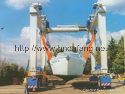 游艇搬运起重机 1