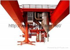Electrolytic aluminum multi-function crane