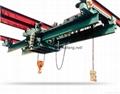 過軌式起重機煤電廠專用過軌懸挂