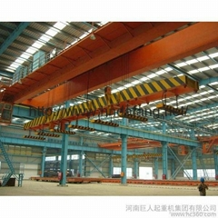 QT electromagnetic beam bridge crane