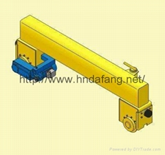 LB explosion-proof electric single beam crane