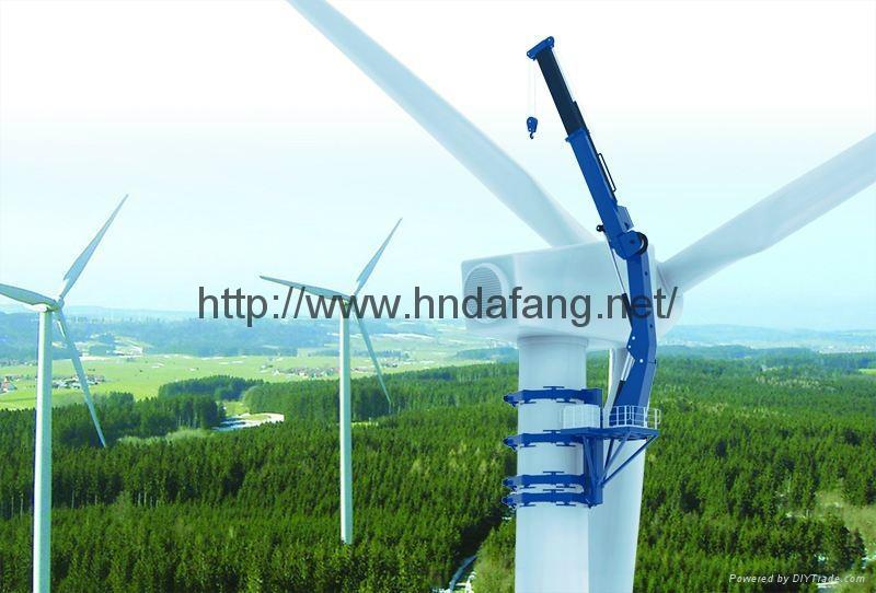 风电维修起重机 1