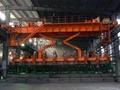 The anode roasting multi-functional crane 2