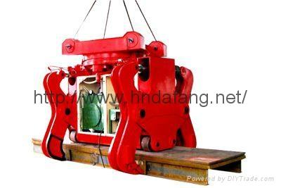 多用途旋转铝铸锭夹钳起重机 1