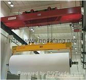 纸厂专用吊纸卷起重机