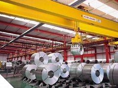 Rolled plate crane Hot-rolled coil crane Electromagnetic suction crane