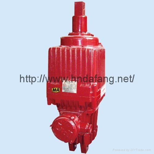 BEd防爆型电力液压制动器推动器 2