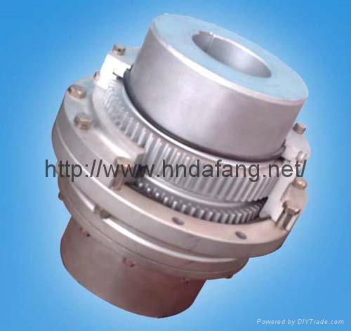 CL联轴齿轮器 2