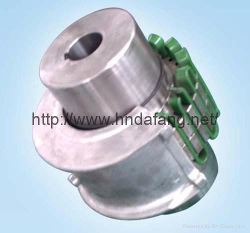 尼龙式鼓形联轴器 1