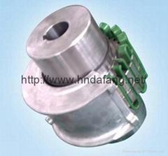 Nylon type drum coupling