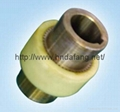 Nylon type drum coupling 2