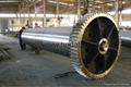 起重机起升卷筒组铸铁铸钢卷筒组定制
