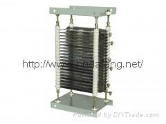 Crane special resistor
