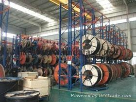 河南大方厂家直销起重机专用电缆线手柄线 1