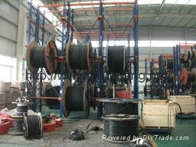 河南大方廠家直銷起重機專用電纜線手柄線 2
