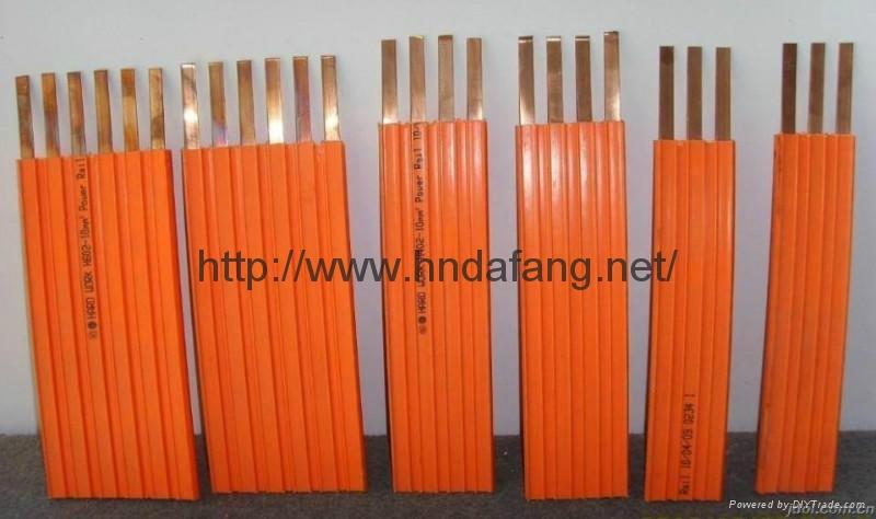 河南大方供应安全滑线产品 2